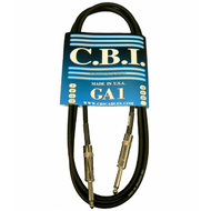 C.B.I. Cables GA1 Series 6ft Instrument Cable