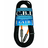 C.B.I. Cables GA1B All American Series 15ft Instrument Cable
