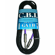 C.B.I. Cables GA1B All American Series 20ft Instrument Cable