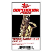Superslick Tenor Sax Care Kit