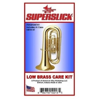 Superslick Advanced Low Brass Care Kit