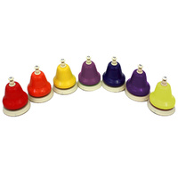 Chroma-Notes 7-Note Expansion Desk Bell Set