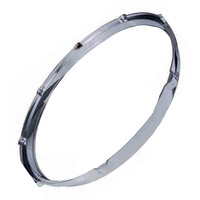 "Peace 13"" Snare-Side 10-Hole 1.6mm Drum Hoop (Pack 1)"
