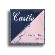 Castle Double Bass String Set in 1/2 Size