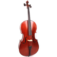 Ernst Keller CB300 Series 4/4 Size Cello Outfit in Matte Finish