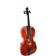 Ernst Keller CB300 Series 1/2 Size Cello Outfit in Gloss Finish