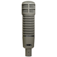 Electro-Voice RE20 Variable-D® Dynamic Cardioid Broadcast Announcer Microphone