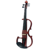 Carlo Giordano EV302 Series 4/4 Size Electric Violin in Natural