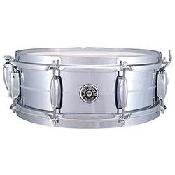 Gretsch Brooklyn USA Snare Drum Chrome Over Brass - 14 x 5""