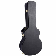 On Stage Jumbo Acoustic Guitar Hardcase in Black