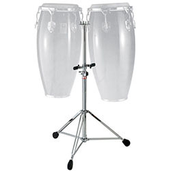 Gibraltar Professional Double Braced Double Conga Stand