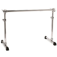 Gibraltar Chrome Series Height Adjustable Straight Universal Rack
