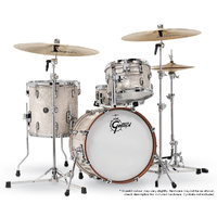 Gretsch RN2 Renown Series 4-Pce Drum Kit in Vintage Pearl