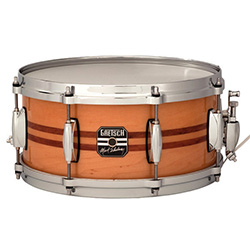 Gretsch Mark Schulman Snare Drum in Natural Finish - 12 x 6""