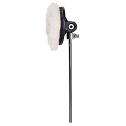 Gibraltar Flat Softy Bass Drum Pedal/Cajon Pedal Beater - Pk 1