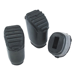 Gibraltar Large Rubber Feet - Pk 3