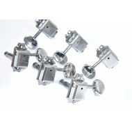 GT Acoustic/Electric Kluson Style Tuning Machines in Nickel Finish (3+3)