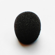 Mascot HM06WS Small Black Foam Microphone Windscreen Pk-1