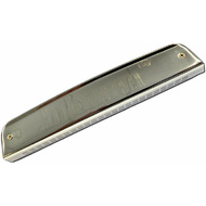 Johnson 24-Hole/48-Reed Tremolo Harmonica in the Key of C