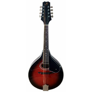 J.Reynolds A-Style Mandolin in Red Burst Gloss Finish