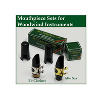 J.Michael Alto Saxophone Mouthpiece Set
