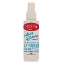 Kyser String Cleaner & Extender Spray