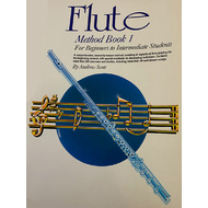 Progressive Flute Method (Book Only)