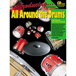 Introducing All Around The Drums Book/CD