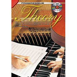 Progressive Theory Book/CD
