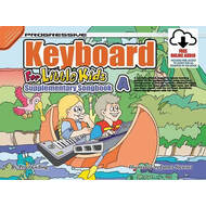 Progressive Keyboard for Little Kids Supplementary Songbook A Book/Online Audio