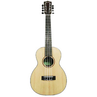 Kealoha KT-Series 8 String Tenor Ukulele with Solid Spruce Top  in Natural Matt Finish