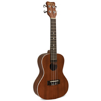 Kohala Akamai Series Concert Ukulele in Natural Satin Finish