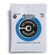 Martin Authentic Acoustic SP 80/20 Bronze Bluegrass Guitar String Set (12-56)