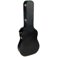 MBT Wooden Classical Guitar Case in Black