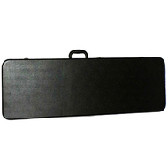 MBT Wooden Electric Bass Guitar Case in Black