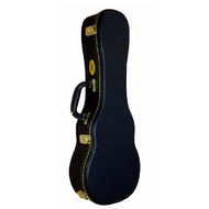 MBT Wooden Tenor Ukulele Case in Black