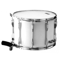 "Peace Deluxe 8-Lug Marching Snare Drum with Leg Rest (14 x 12"")"