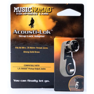 Music Nomad Acousti-Lok Strap Lock Adapter for Metric Output Jacks