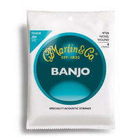 Martin Vega Banjo 4-String Tenor String Set