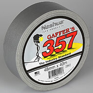Nashua 357 Gaffer Tape in Silver (48mm/40m)