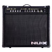 NU-X Frontline 50W, 2-Channel Guitar Amplifier with Effects