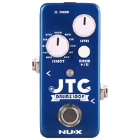 NU-X Mini Core Series JTC Drum & Loop Effects Pedal