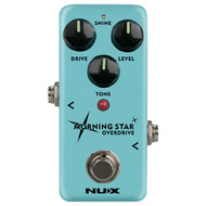 NU-X Mini Core Series Morning Star Overdrive Effects Pedal