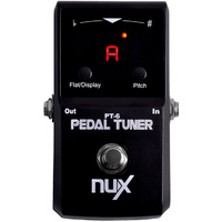 NU-X Core Stompbox Series Pedal Tuner