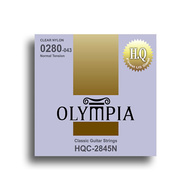 Olympia HQ Series Classical Nylon/Silver Tie-End String Set (28-43)