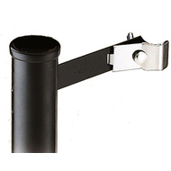 Opus Percussion Handheld Bell Tree Holder with Stand Clamp