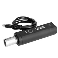 On Stage BC1000 XLR-Equipped, Rechargeable Bluetooth Converter