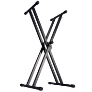 On Stage KS7171 Double X-Braced Ergo-Lok Keyboard Stand