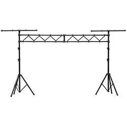 On Stage Lighting Stands with Alloy 10ft Truss System