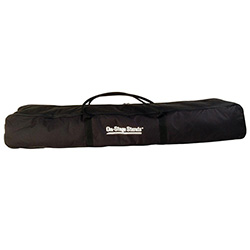 On Stage Heavy-Duty Nylon Lighting Stand Bag with 2-Pull Zipper